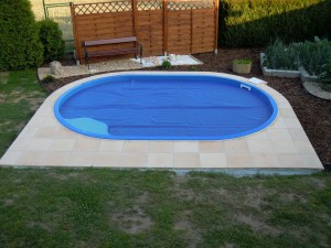 Bazén Nebílovský Borek 1