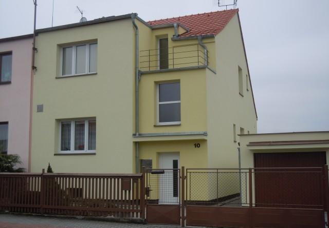 Zateplení RD Plzeň 1